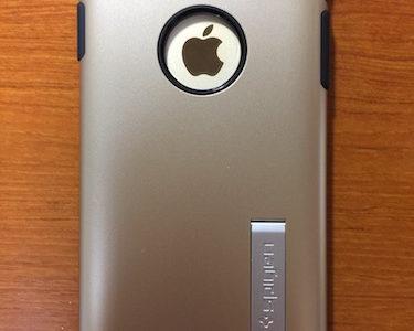 私が使っているiPhone 7 Plusケース、Spigen スリム・アーマー紹介