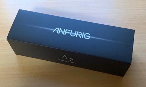 Bluetoothスピーカー「Anfurig A7」レビュー