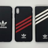 adidas iPhone XS Max用 ケース